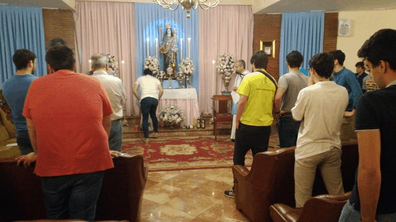 Triduo de María Auxiliadora